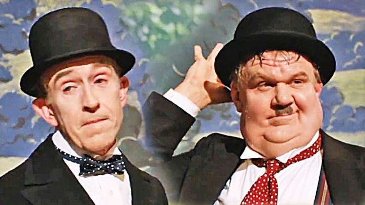 Sinemanın Efsane Ekürisi Laurel ve Hardy Film Fragmanı