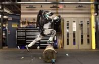 Geleceğin Dünyasına Yaklaşırken Parkurcu Robot Atlas İle Tanışın