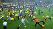 Türk Futbolunda Taraftar Kavgaları