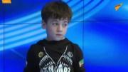 6 Yaşındaki Çocuktan Şınav Rekoru