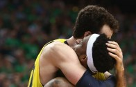 Fenerbahçe Üst Üste 5. Kez Final-Four'da. Bobby Dixon Coştu