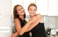 Gigi & Bella Hadid Kardeşler Ünlü Olmadan Önce Nasıldı?