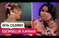 Homofobik Ebru Gündeş ile Bülent Ersoy'un Unutulmaz Kavgası