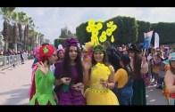 Türkiye'nin İlk Sokak Karnavalı: 'Portakal Çiçeği Karnavalı'