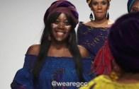 Çığlıklar Eşliğinde Podyumda Afrika Rüzgarları Estiren Nijeryalı Mankenler