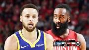 Golden State Warriors vs Houston Rockets Karşılaşmasının En İyi Anları