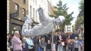 İzleyenlerin Ağzı Açık Kaldı! Açık Ara Dünyanın En İyi Sokak Gösterisi