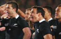 Rugby Maçı Öncesi Haka Dansı Görüntüleri