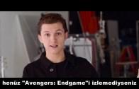 Spider Man: Far From Home Filminden Yeni Fragmanı Geldi
