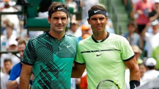 Nadal Federer maç özeti