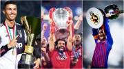 Futbolda 2019 Yılının Tüm Şampiyon Takımları