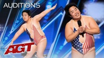 Yetenek Yarışmasında Bir Garip Japon