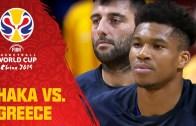 FIBA Basketbol Dünya Kupası'nda Yeni Zelanda Haka Dansı