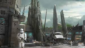 Disney World Star Wars karakterleri