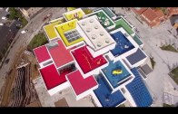 Dünyanın En İyi Legocularının İlginç Eserleri Sergileniyor