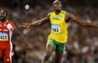 Usain Bolt 200 Metre Rekoru