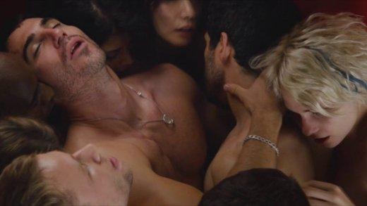 dizilerdeki en seksi sahneler
