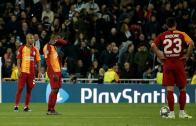 Galatasaray'ın Real Madrid Hezimetinin Özeti