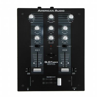 Q-D1 MKII by American Audio