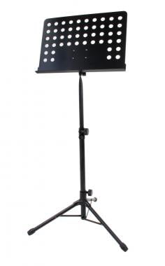 Classic Cantabile Orchestra Music Stand Perforated Metal Plate
