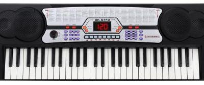 McGrey BK-5410 keyboard with 54 keys microphone and music stand