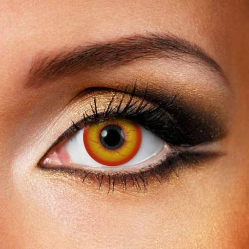 Party Contact Lenses Movie Themes
