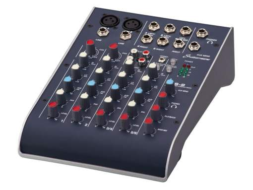 Studiomaster c2s 2 Stereo Compact Mixer with USB