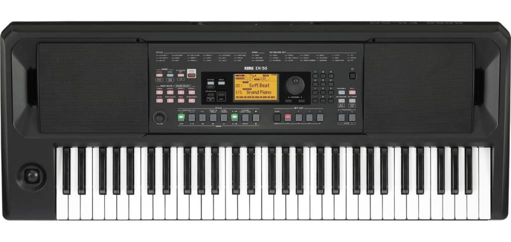 Electric Keyboards by Korg