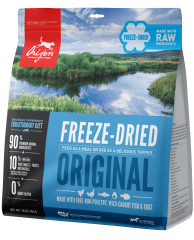 Orijen Freeze Dried food Original