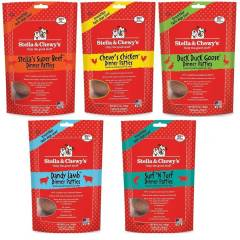 Freeze Dried Dog Food