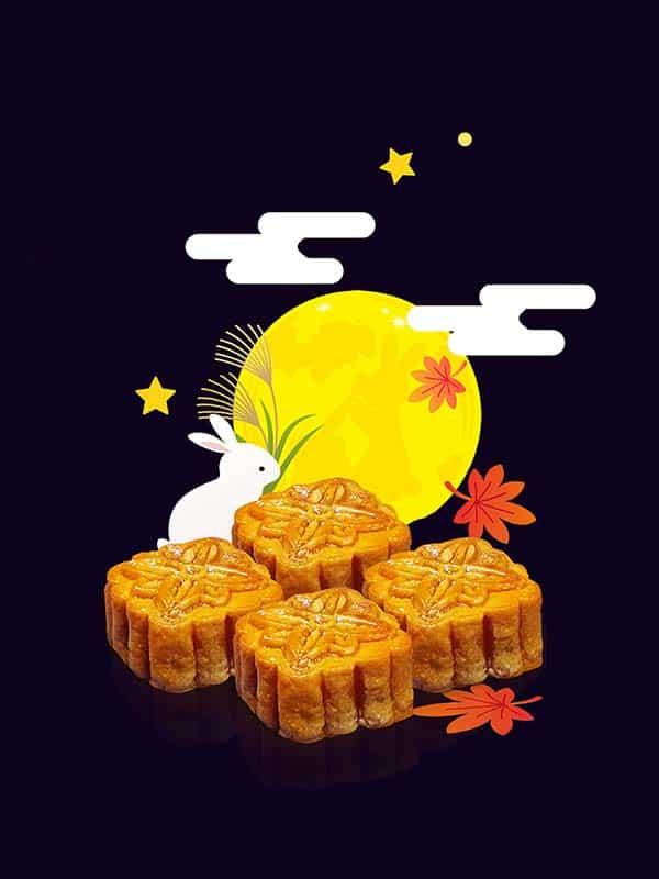 Tsukimi Moon Cake