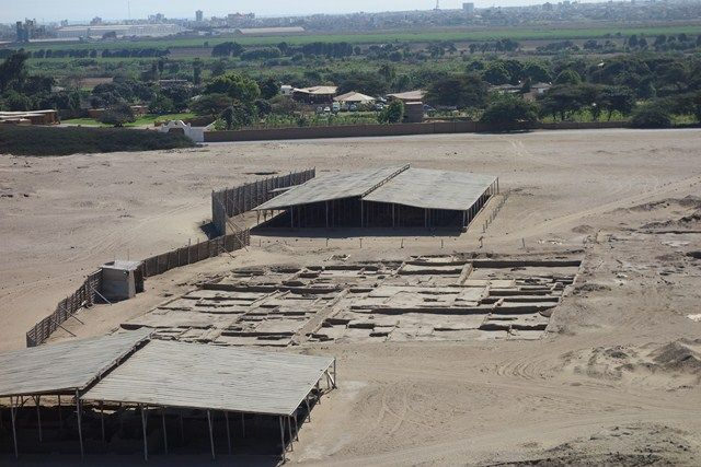Perou- Hucas del Sol y de la Luna: Les archeologues recherchent toujours des informations....