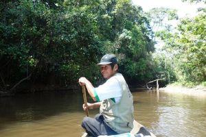 Guide touristique au Perou dans la Réserve Pacaya Samiria