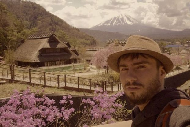 Japon Mont Fuji photo blog voyage tour du monde http://yoytourdumonde.fr