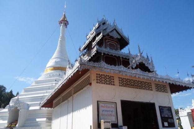 Thailande: Decouverte d'un temple bouddhiste