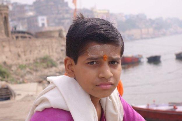 jeunes hindouistes photo blog voyage tour du monde http://yoytourdumonde.fr