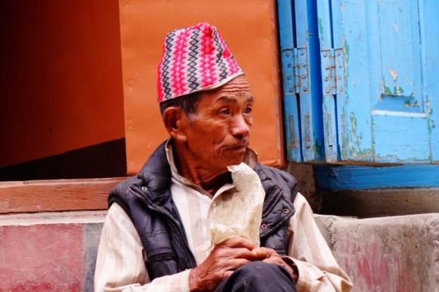 Portrait marché de Gayzing au Sikkim photo blog voyage tour du monde http://yoytourdumonde.fr