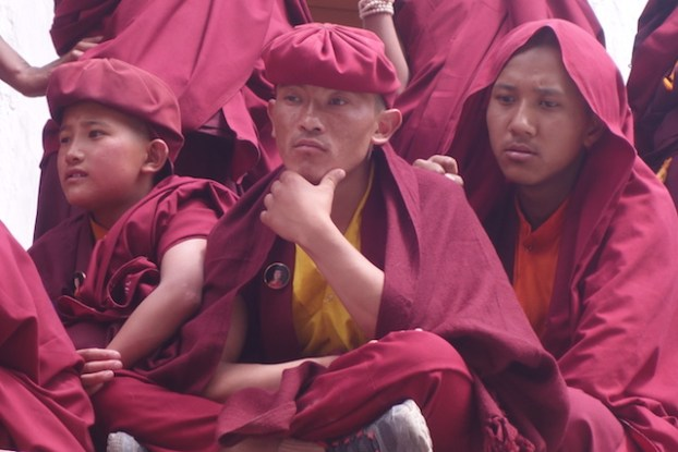 moine bouddhiste ladakh photo blog tour du monde http://yoytourdumonde.fr