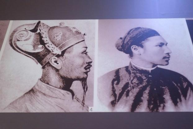 Ancien empereur de Hué de la dynastie Nguyen photo article tour du monde voyage vietnam http://yoytourdumonde.fr