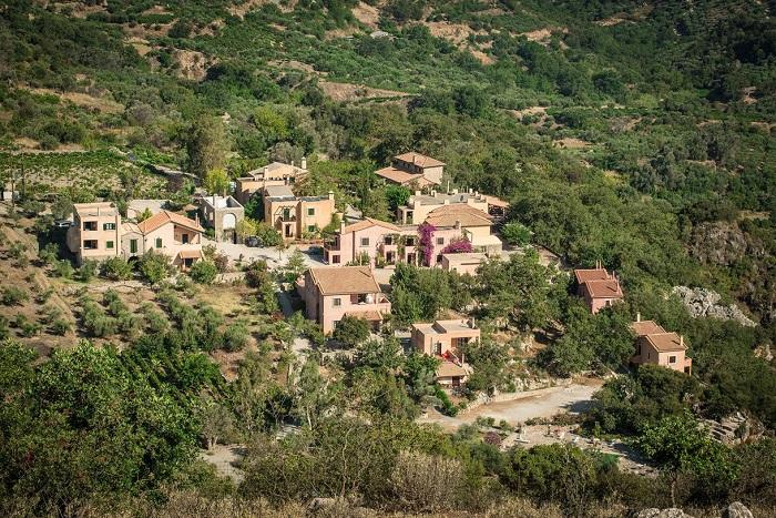 Ένα οικοτουριστικό χωριό στην αγκαλιά του Ψηλορείτη