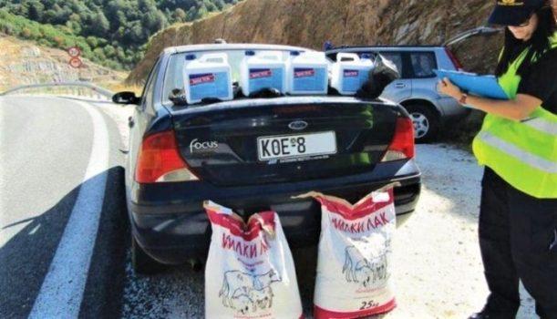 Έξαρση στην εισαγωγή, κατοχή και διακίνηση παράνομων φυτοπροστατευτικών προϊόντων