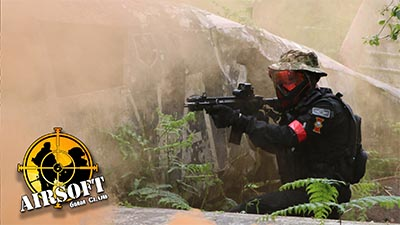 Airsoft 6mm Clun at YPC