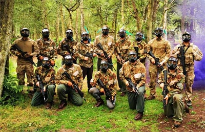 Airsoft, what is provided