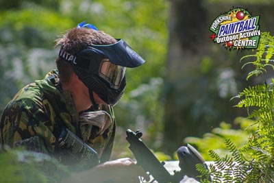 Best Paintball at the Yorkshire Paintball Centre