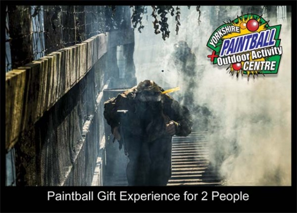 Yorkshire Paintball Gift Experience Day