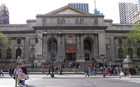 Image result for nyc library