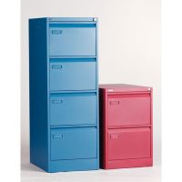 coloured filing cabinet | www.stkittsvilla.com
