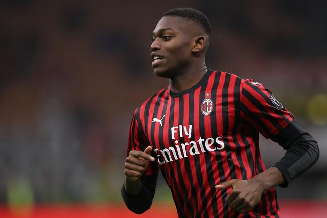 AC Milan shot 39 feet in the game, for the first time since 2013