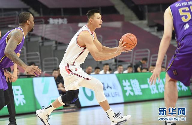 The first stage of the CBA rematch:Guangdong Bank of Dongguan wins Beijing Holdings
