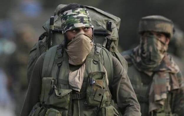 """India deployed the Gattak commando on the border, and the""""fighting master"""" training video flowed out. Chinese netizens:Is this funny?"""